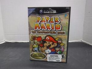 Paper Mario: The Thousand-Year Door For Sale. We sell used games and consoles. 10283