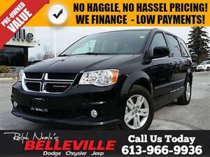 2016 Dodge Grand Caravan Crew-Climate Group-2nd row Power Window