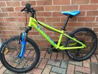 Ghost Powerkid 20 Mountain Bicycle