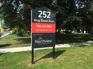2 Bedroom Apartment for Rent in Bowmanville Starting at 1250!
