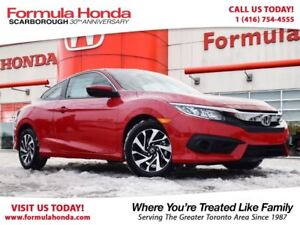 2017 Honda Civic Coupe LX HS SPORTY | AUTOMATIC