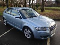 Audi A3 tdi service history mot diesel