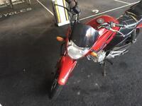 Honley hd2 125cc