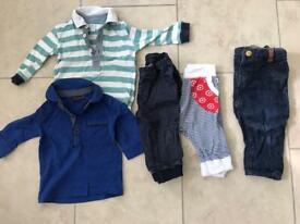 3-6 months clothes bundle