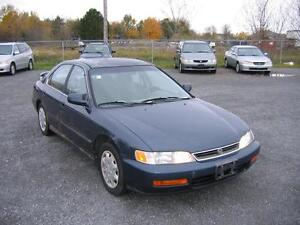 1997 Honda Accord Sedan LX at