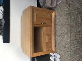 FREE T.V corner cabinet