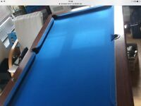 Pool Table 6ft x 3