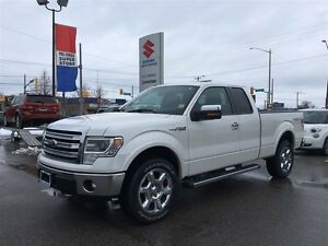 2013 Ford F-150 Lariat ~Nav ~Backup Camera ~Power Sunroof