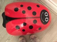 Lola Ladybug Travelbuddies Suitcase