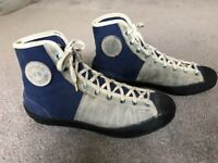 Climbing Boots - Vintage.