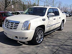 2008 Cadillac Escalade EXT Low Mileage, Certified & E Tested