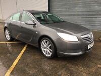 2010 VAUXHALL INSIGNIA 2.0 CDTI 16v EXCLUSIVE 5DR