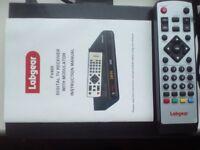 Labgear FV400 RF Modulator Digital Freeview Set Top Box only £10