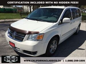 2010 Dodge Grand Caravan SXT BLUETOOTH STOW'N'GO