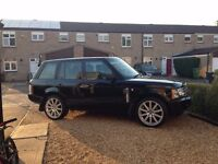 2004 Range Rover Vogue -Diesel -Face Lift