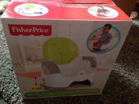 Fisher price custom potty