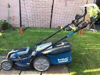 Macallister 1600w electric rotary lawnmower