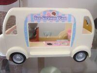 Sylvanian Ice Cream Van