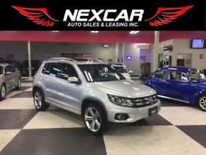 2014 Volkswagen Tiguan 2.0TSI HIGHLINE AWD AUT0 NAVI LEATHER PAN