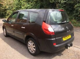 ** AUTOMATIC 7 SEATER ** 2008 RENAULT GRAND SCENIC 2.0 VVTi DYNAMIQUE PETROL - GOOD CONDITION