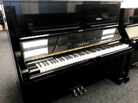 Yamaha U3H Upright Piano 3 Year Warranty showroom Viewing by appointment today