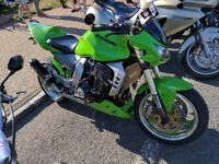 2003 Kawasaki z1000 for sale or px/trade for a super sports