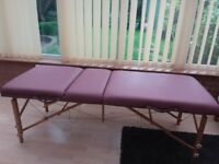 Darley Strong lite Massage couch