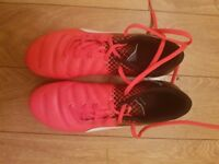 puma evopower 4 size 5.5 football boots excellent condition