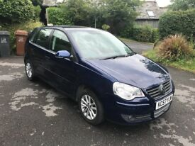 VW Polo 1.2 S 2007 (57) 74000 miles MOT Jan 19 Drives Perfectly