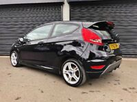 2012 FORD FIESTA 1.6 TDCI ZETEC S NOT FOCUS CLIO CORSA 208 308 MINI GOLF LEON POLO IBIZA AUDI A1 A3