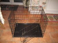 DOG CAGE / CRATE / MEDIUM