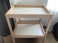 IKEA changing table - Sniglar