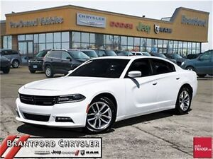 2016 Dodge Charger SXt Plus ~ Leather ~ nav ~ Sunroof~ Remote St
