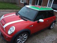 Mini Cooper supercharged