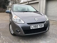Reanult Clio 1.2 iMusic 3 door. Really tidy and family owned from new. 27300 miles