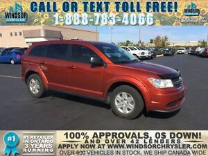 2012 Dodge Journey Canada Value - WE FINANCE GOOD AND BAD CREDIT