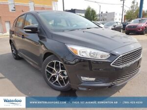 2017 Ford Focus SE Hatch