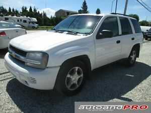 2007 Chevrolet TrailBlazer LS 4X4