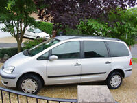 Ford Galaxy MPV 7 seater not Zafira