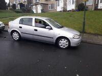 Vauxhall Astra 1.4 16v LS 2000 W Reg