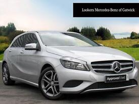 Mercedes-Benz A Class A180 BLUEEFFICIENCY SPORT (silver) 2014-03-01