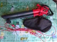 Leaf Blower & Vac - Sovereign 2600W