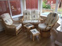 Conservatory furniture for sale - excellent condition