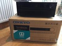 Onkyo TX-NR636 7.2 Channel 240 watt AV Reciever