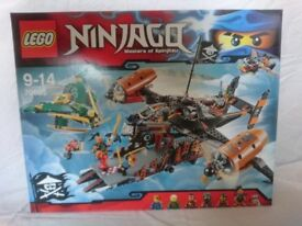 LEGO NINJAGO Misfortune's Keep (70605) - Brand new/sealed - Mint retired product