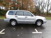 2004 SUBARU FORESTER 2.0 X AWD - LOW MILES - 1 PREVIOUS OWNER - BARGAIN !!