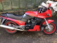 Kawasaki GPz900R A8, 1997