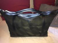 Mulberry Multitasker Holdall Bag - Dazzle Camo Canvas