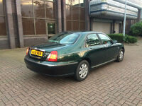 2001 ROVER 75 CLASSIC SE AUTO 2.0 PETROL AUTOMATIC~~MINT CONDITION THROUGHOUT~~BARGAIN