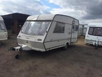 2 BERTH LIGHTWEIGHT ABBEY WITH END KITCHEN AND WE CAN DELIVER